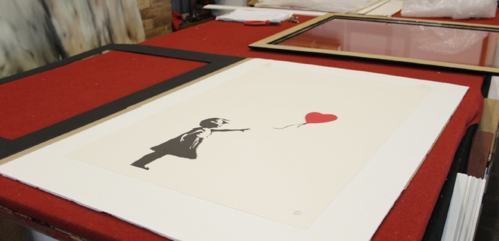 "Framing ""The Girl with the Red Balloon"""