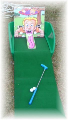 Say Ahh Golf