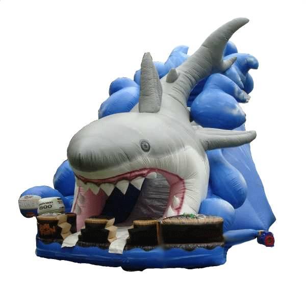 Shark Slide Inflatable
