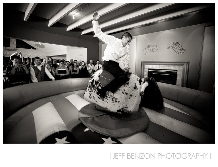 Mechanical Bull B & W Groom Riding Bull.jpg