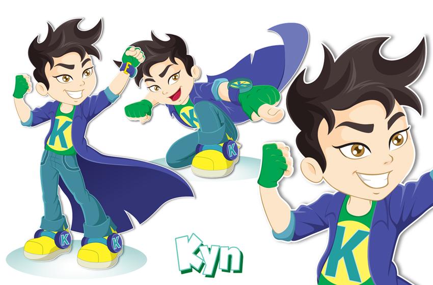 Mascot Kyn