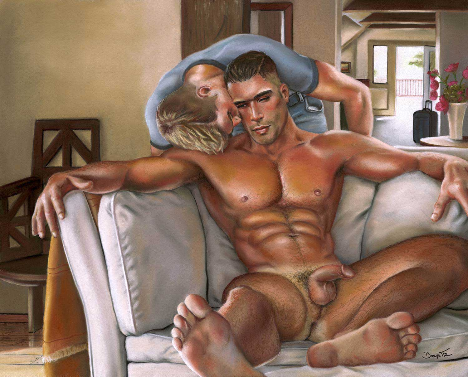 Adult pictures male gay