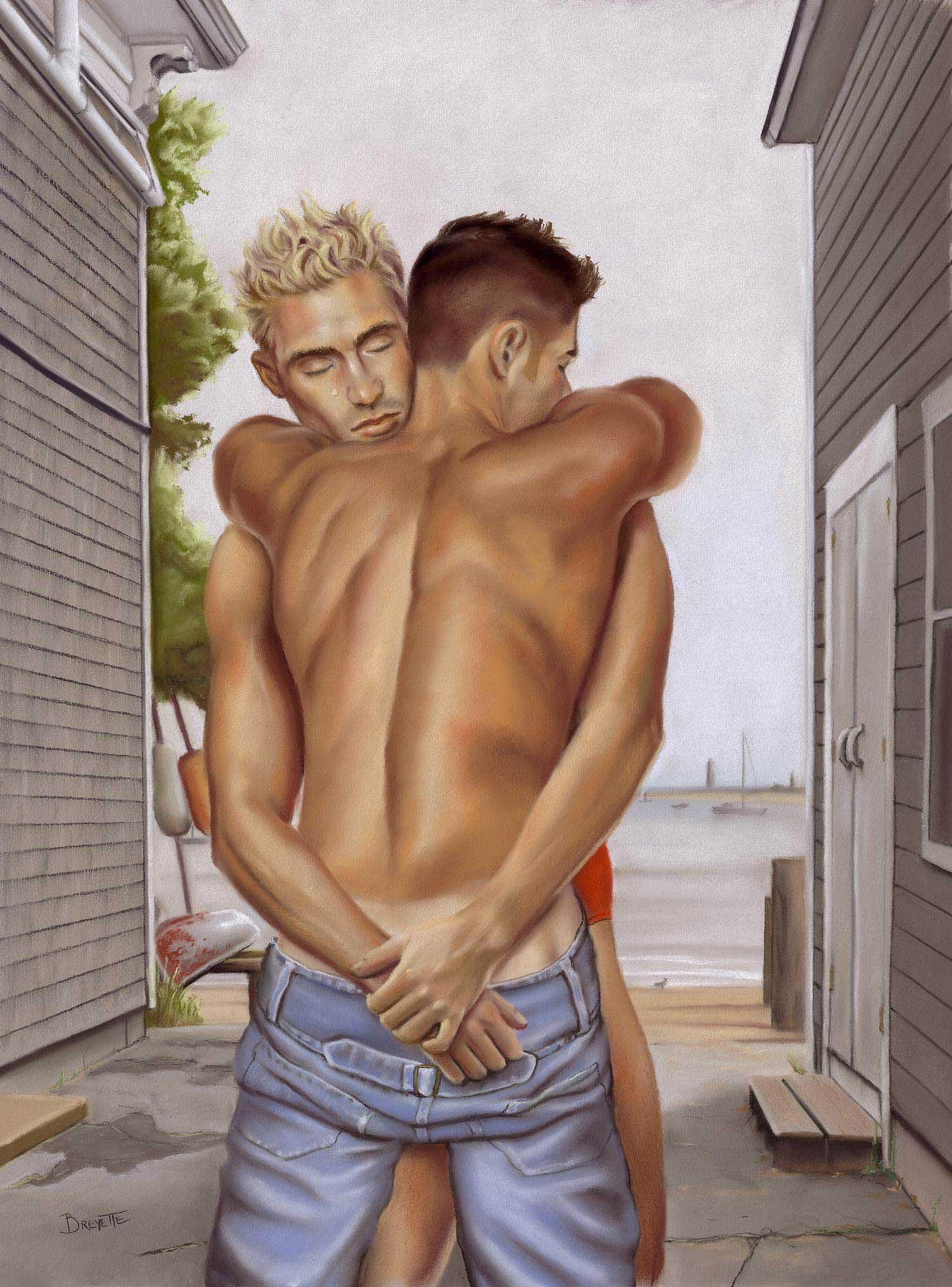 Gay art house