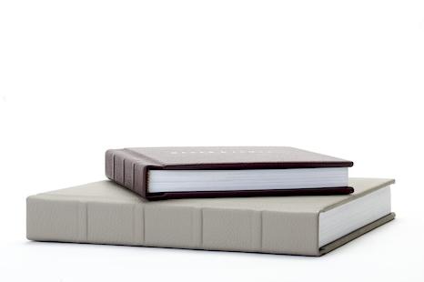 Modern and contemporary custom book sets.