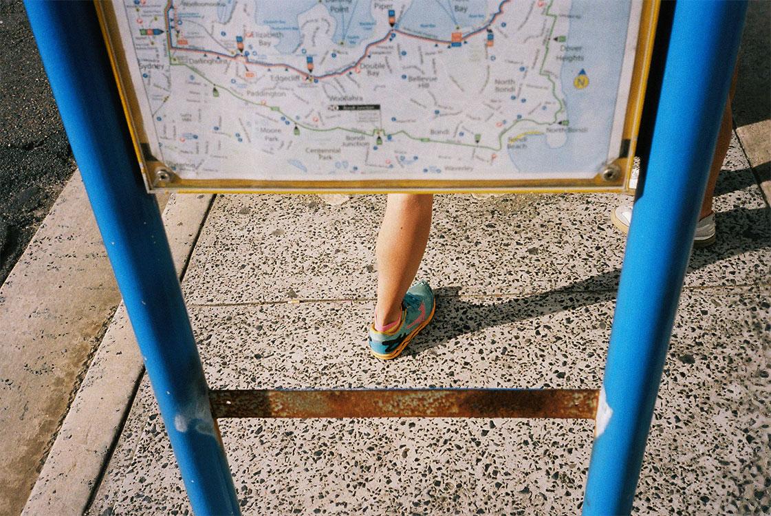 Leg, Sydney