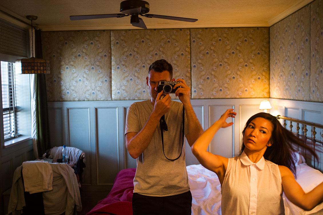 Hotel Room, New York City