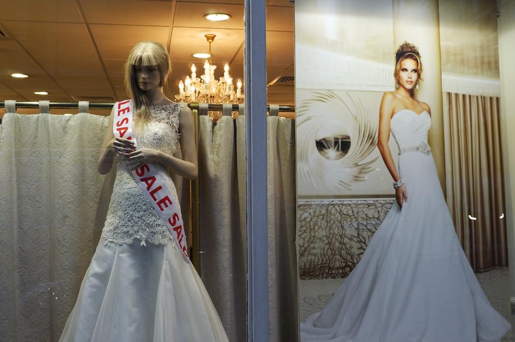 Wedding Shop, Fitzrovia
