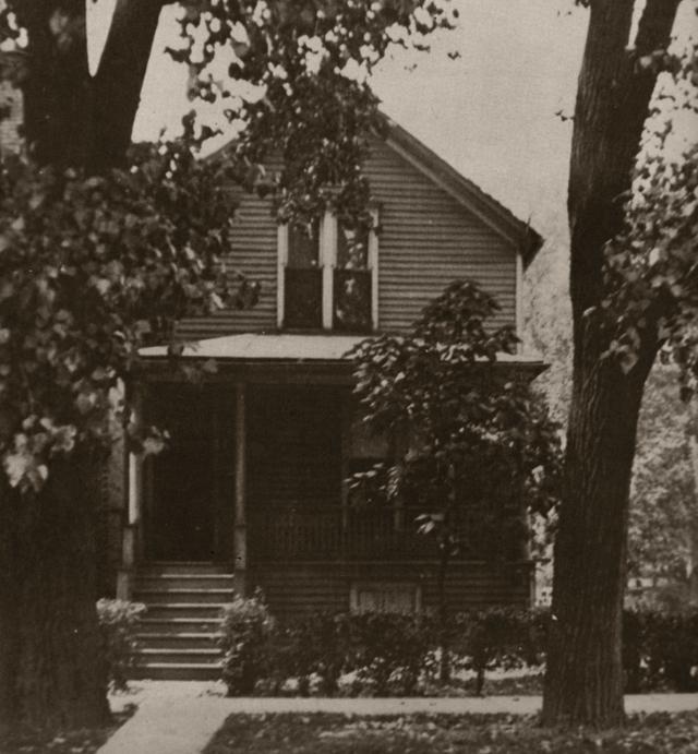 The Disney Home, circa 1920