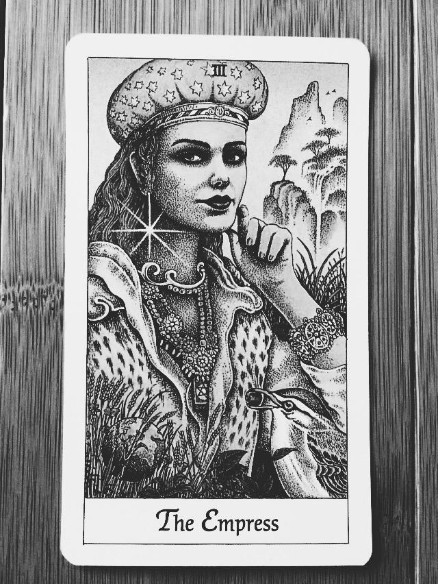 The Empress, Cosmic Tarot