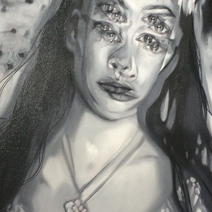 Work in progress by  Alex Garant