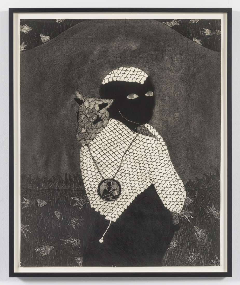 Belkis Ayón , Sin titulo / Untitled 1993