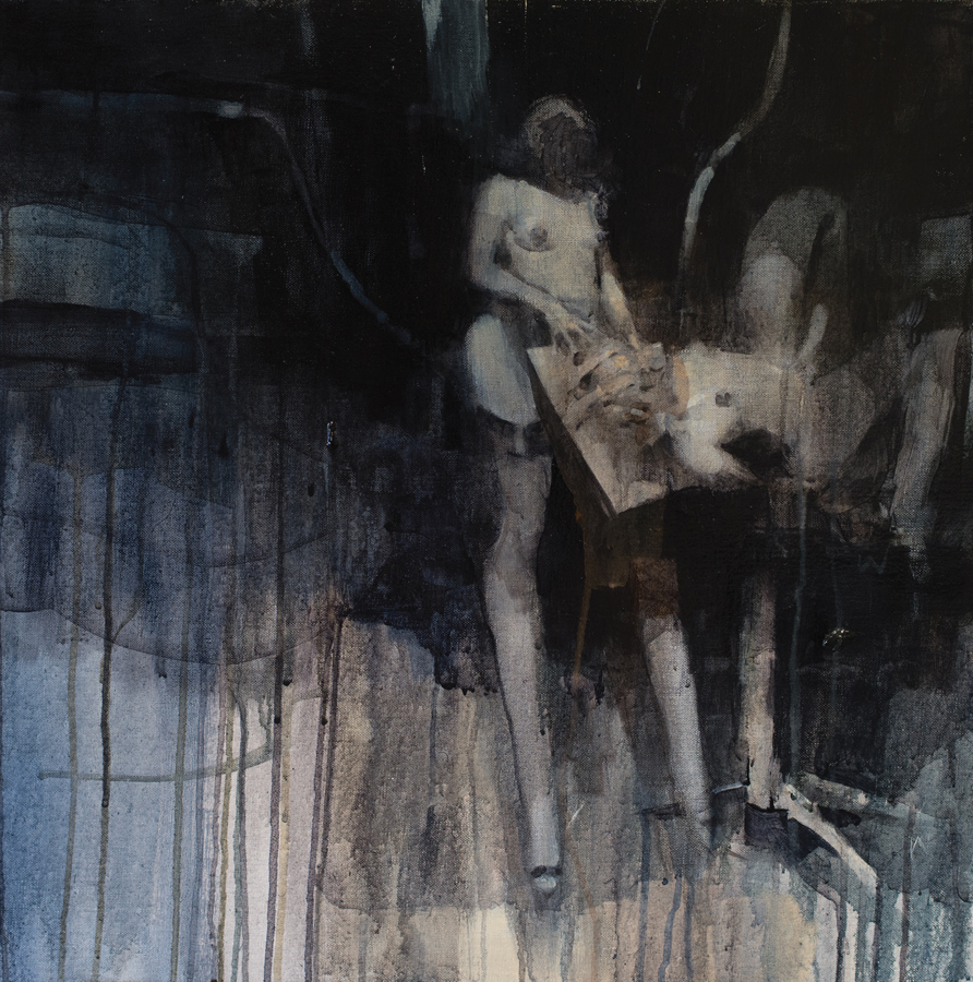 Surgery 2, 2012, by  Ashley Wood