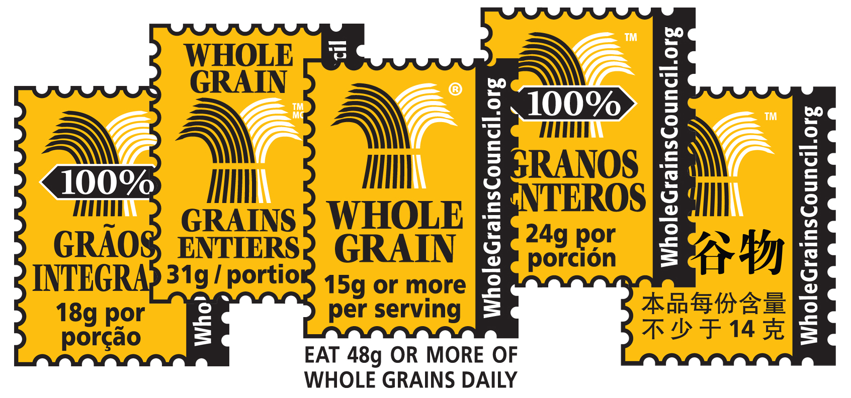 Photo courtesy of Oldways and the Whole Grains Council, wholegrainscouncil.org