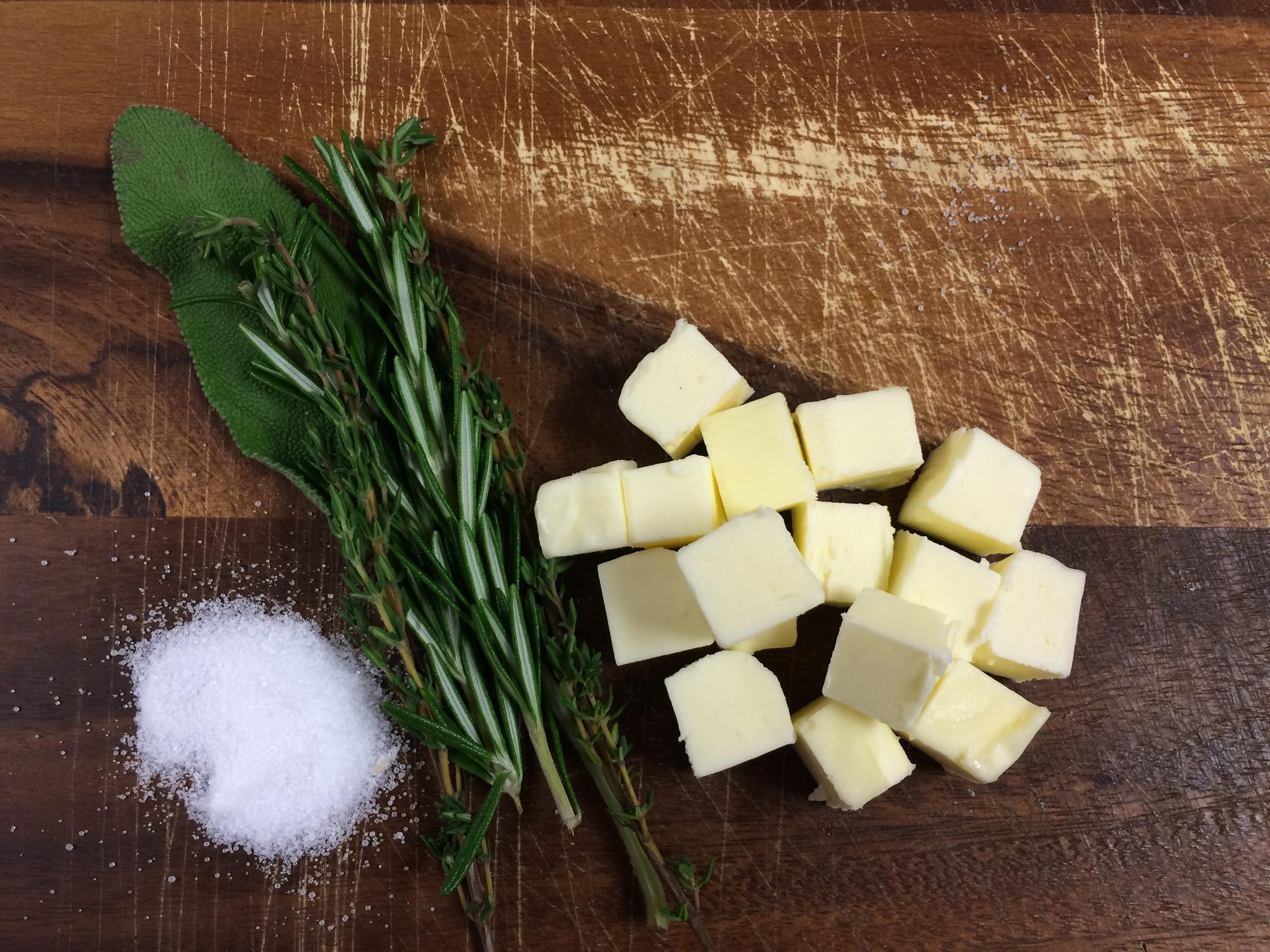 Browned Butter & Herb Sauce Ingredients.jpg
