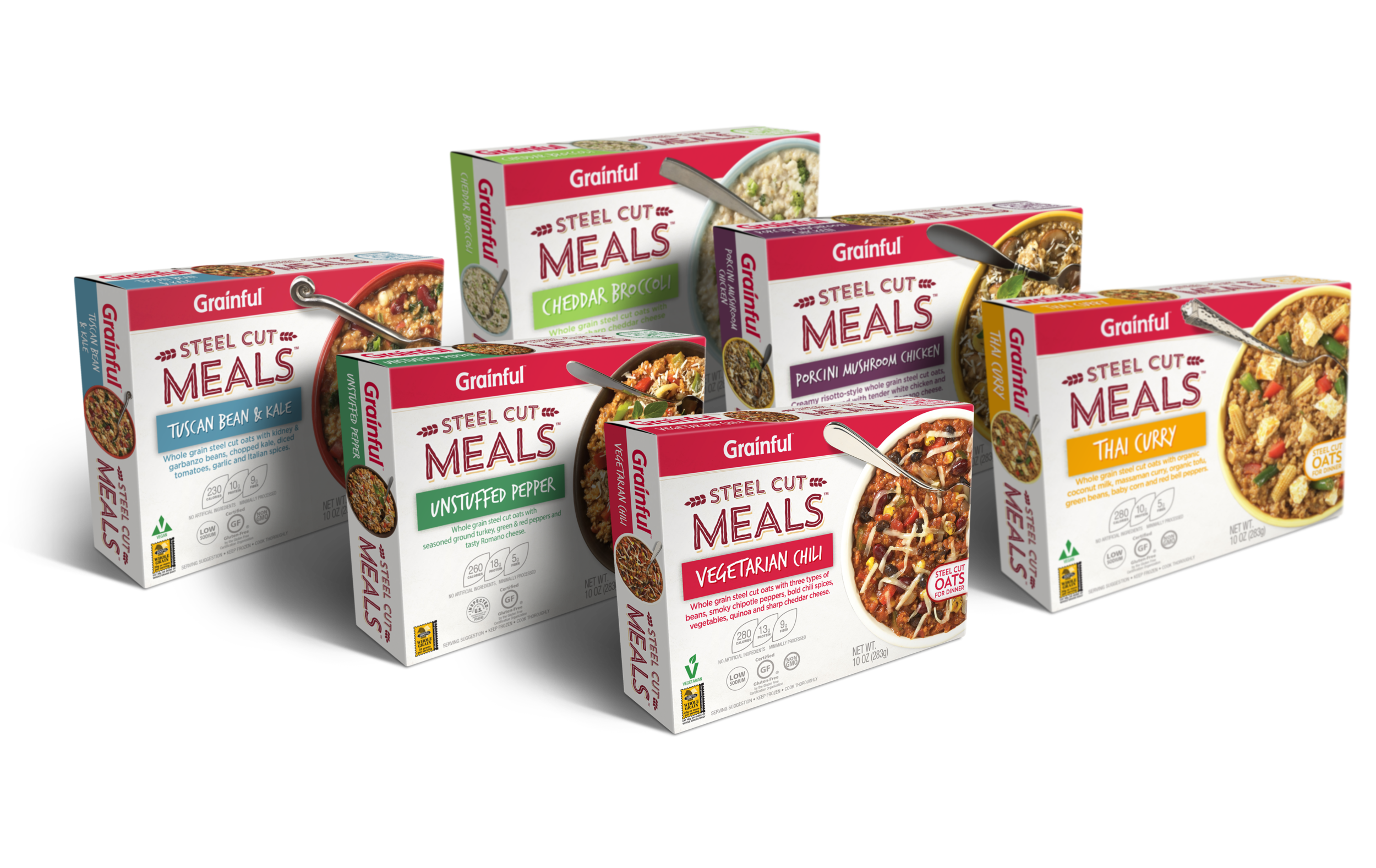 Click the photo to learn more about Grainful's Steel Cut Meals. You'll be glad you did!