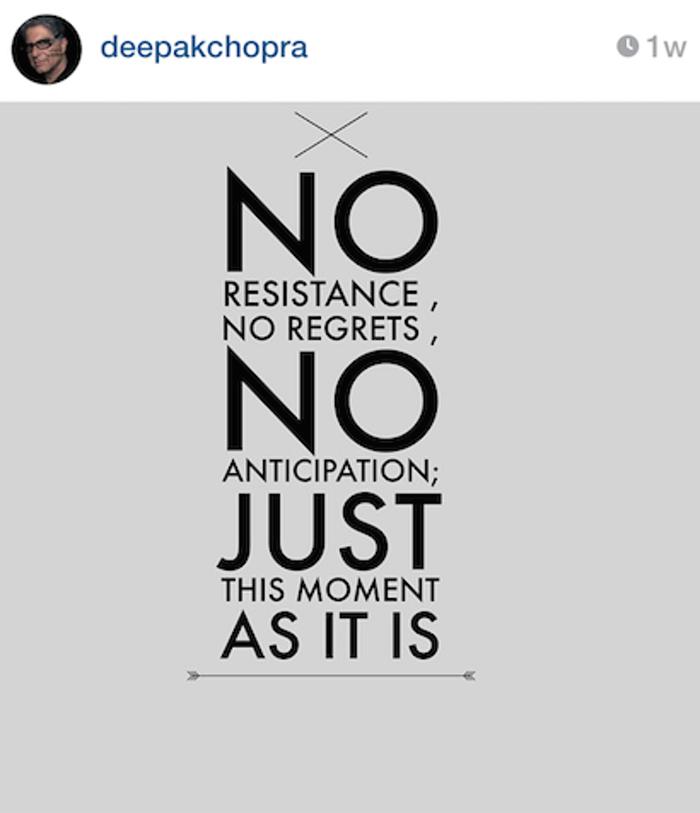 Via happier.com/Instagram/@deepakchopra