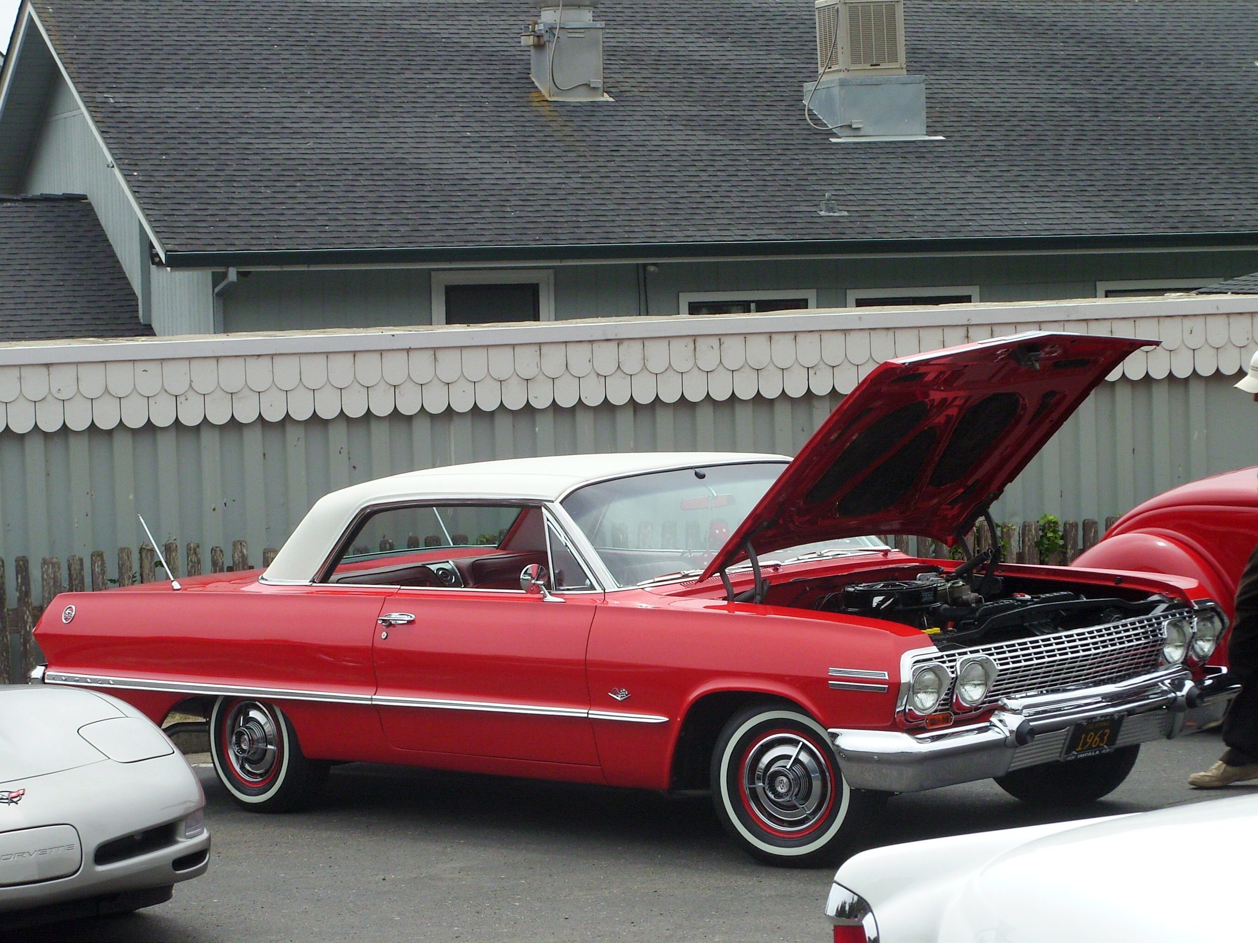 1963 Chevrolet Impala two door
