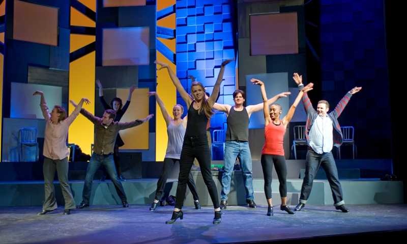 I Am Bradley Manning - Rehearsing a Brechtian Dance Number