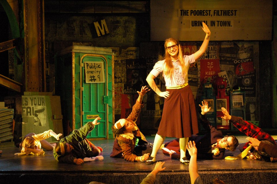 """Urinetown - """"I See a River"""""""