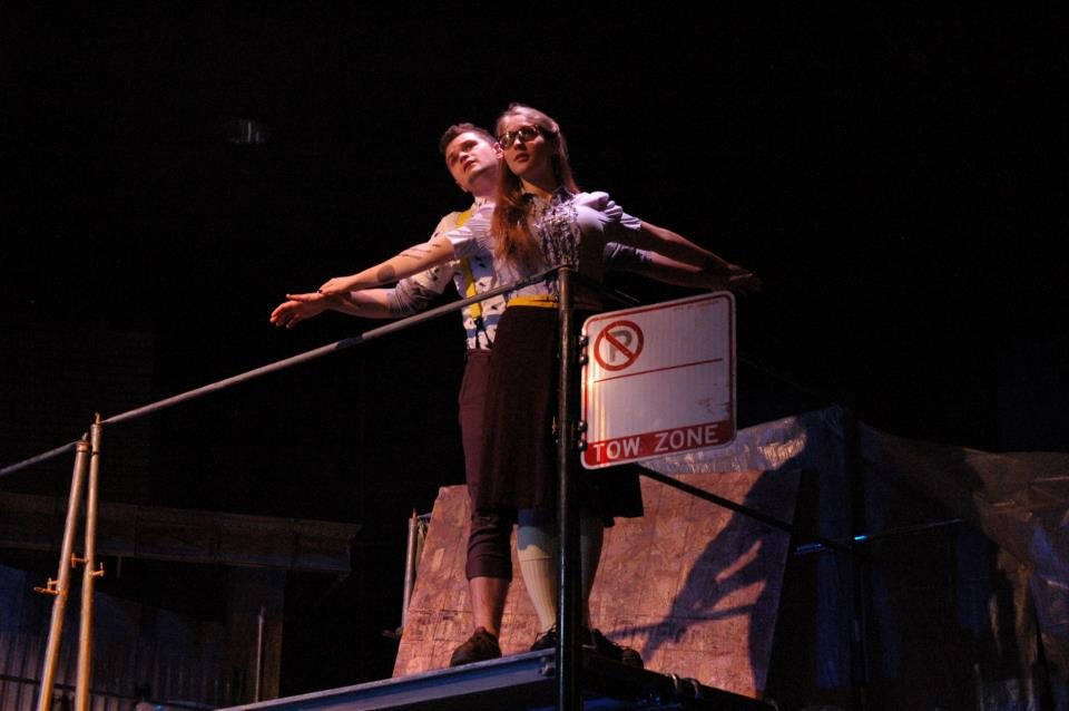 """Urinetown - """"Act One Finale"""""""
