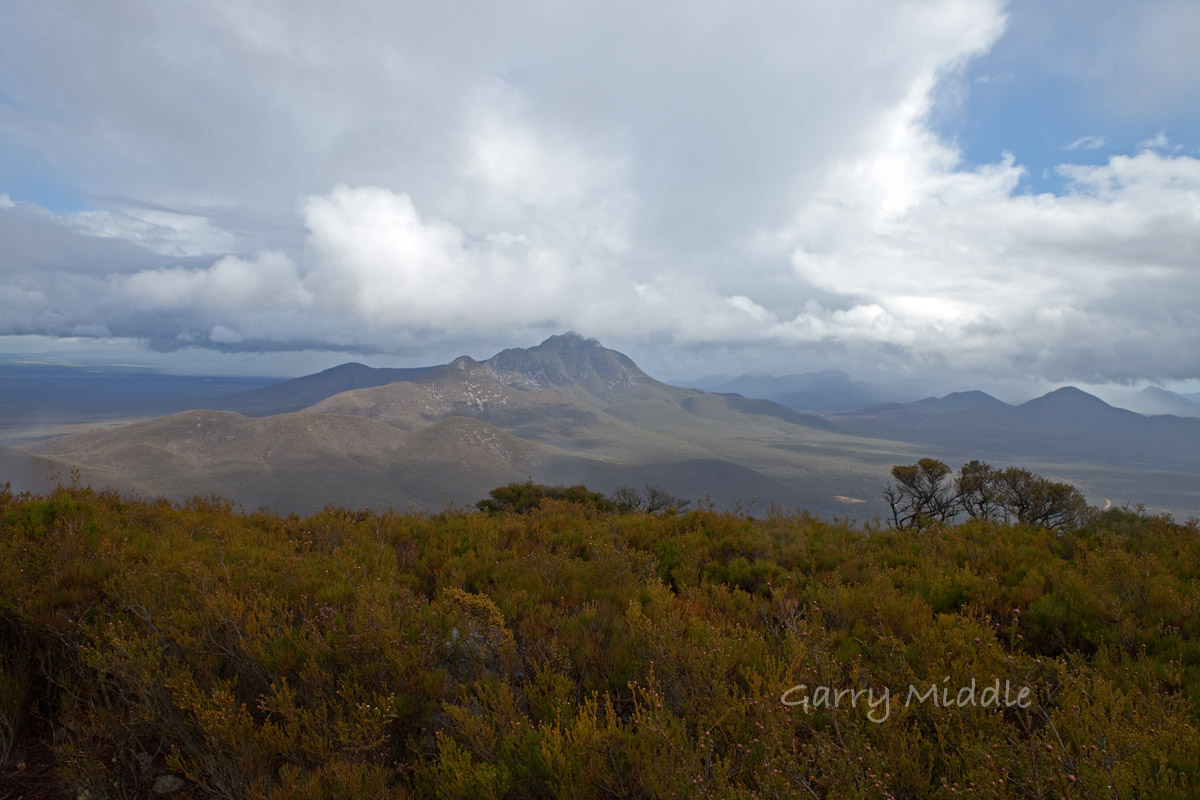 Plate 1: Stirling Ranges National Park – conserved for it's high biodiversity and landscape values