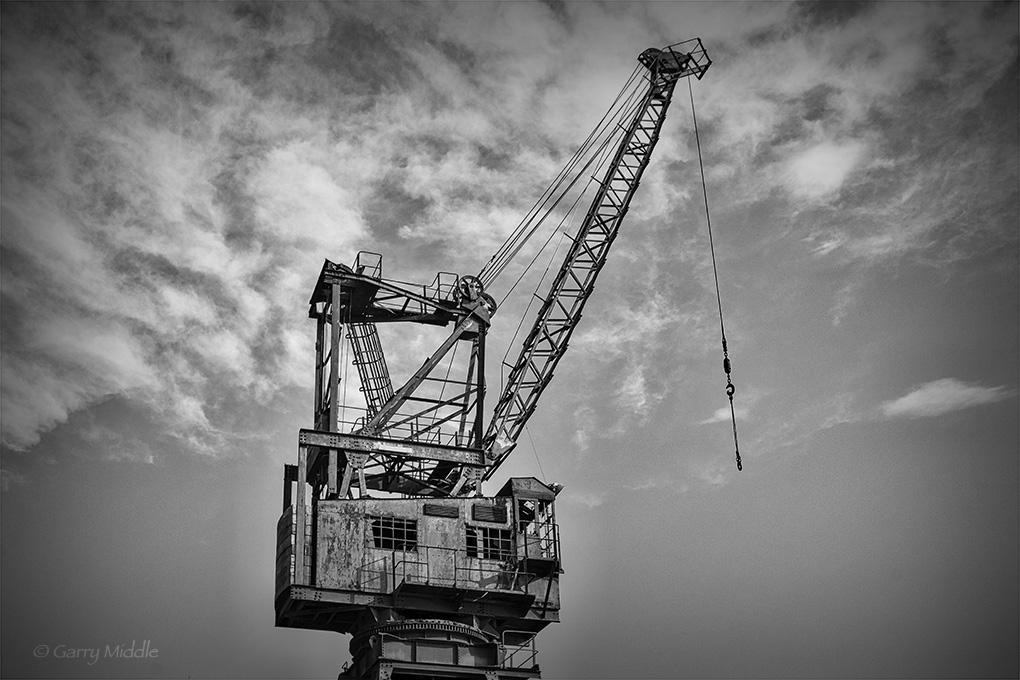 Rusty Crane2B&W.jpg