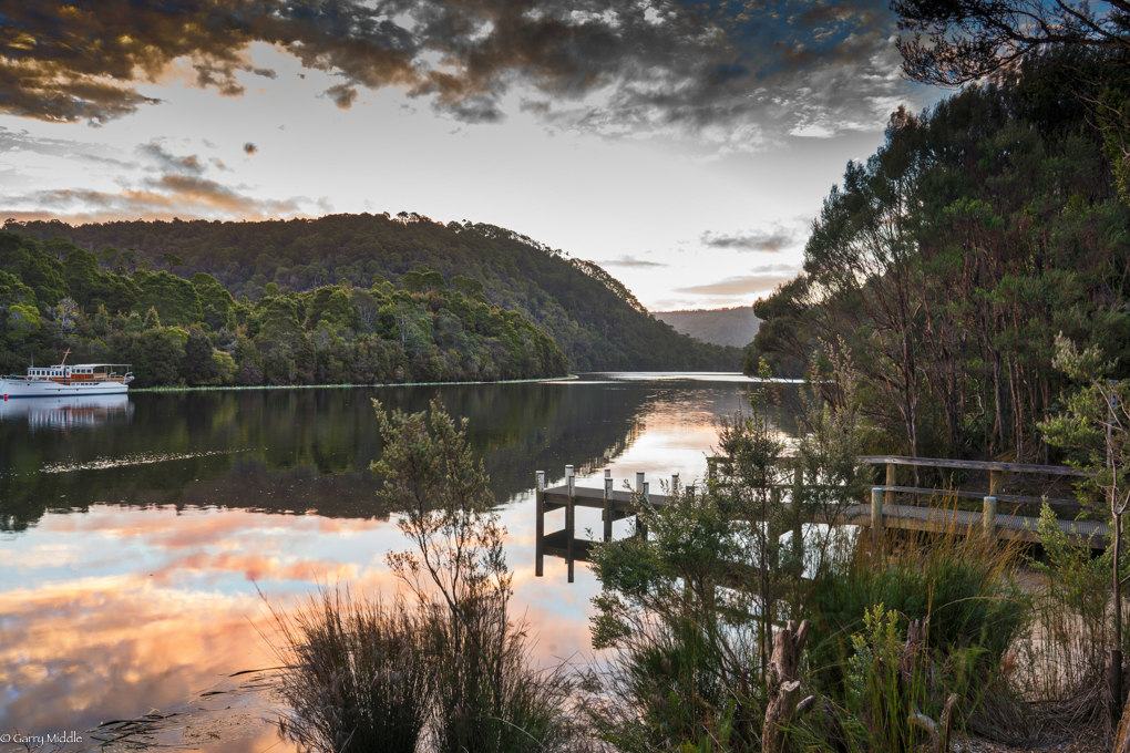 Small_copyright_Coloured_landscape_Pieman River Corrina_sunset_2.jpg