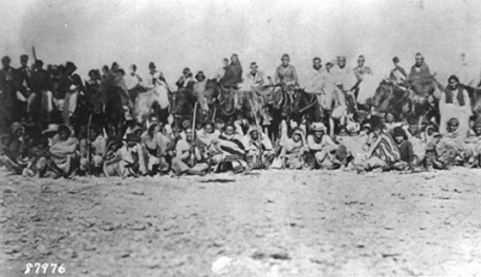 Long Walk of the Navajo