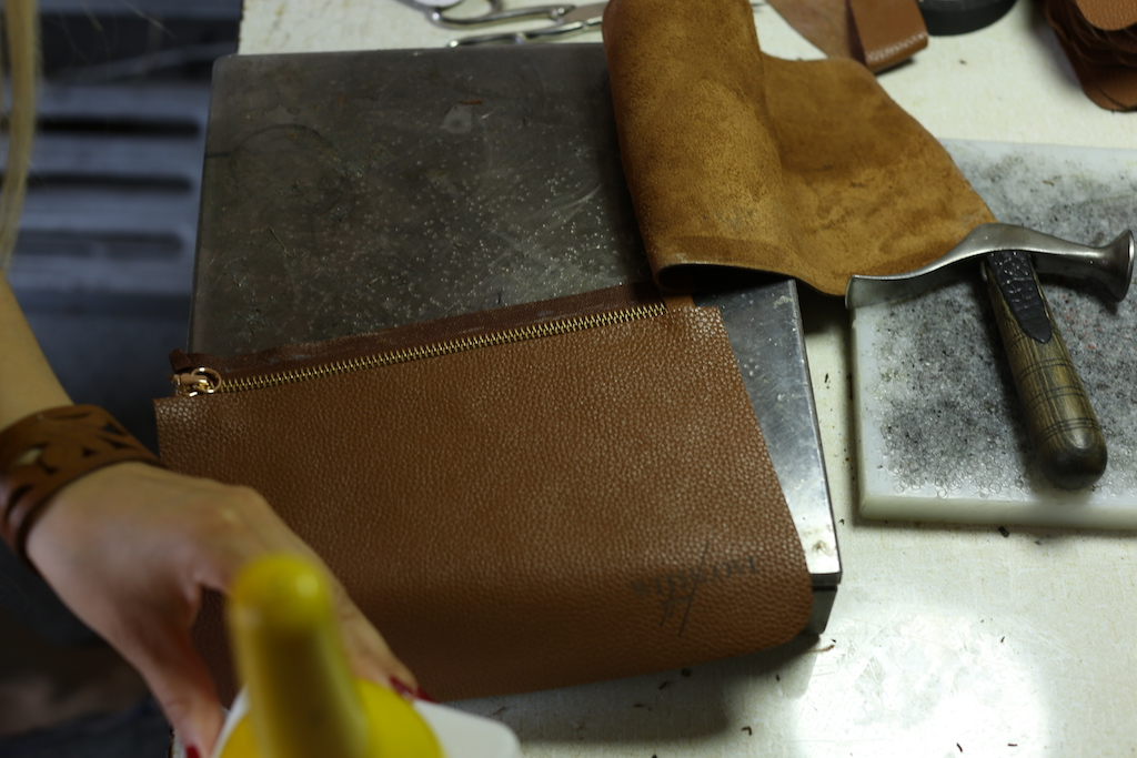 WithLove Armenia Leather Pouch 1.JPG