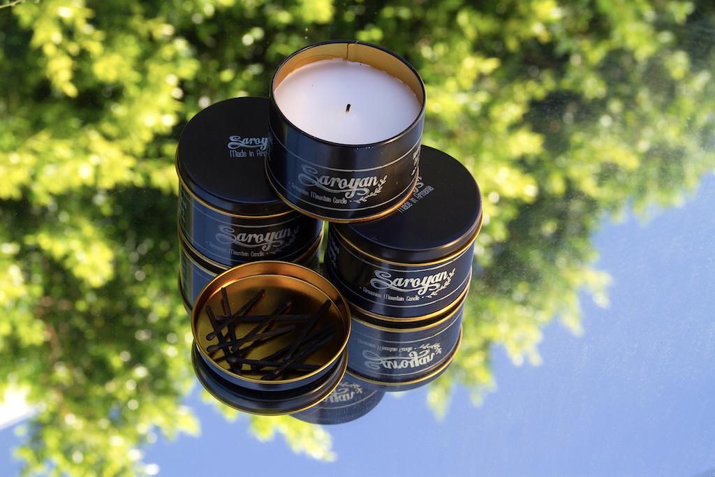 Saroyan Candle - WithLove 2018