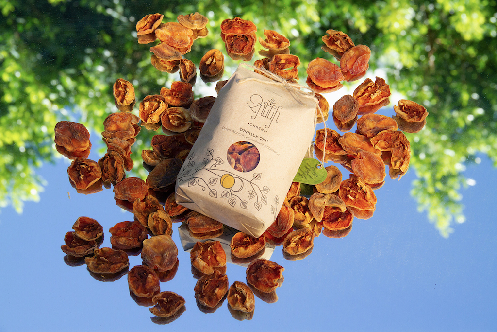 Chreni Dried Apricots - WithLove 2018