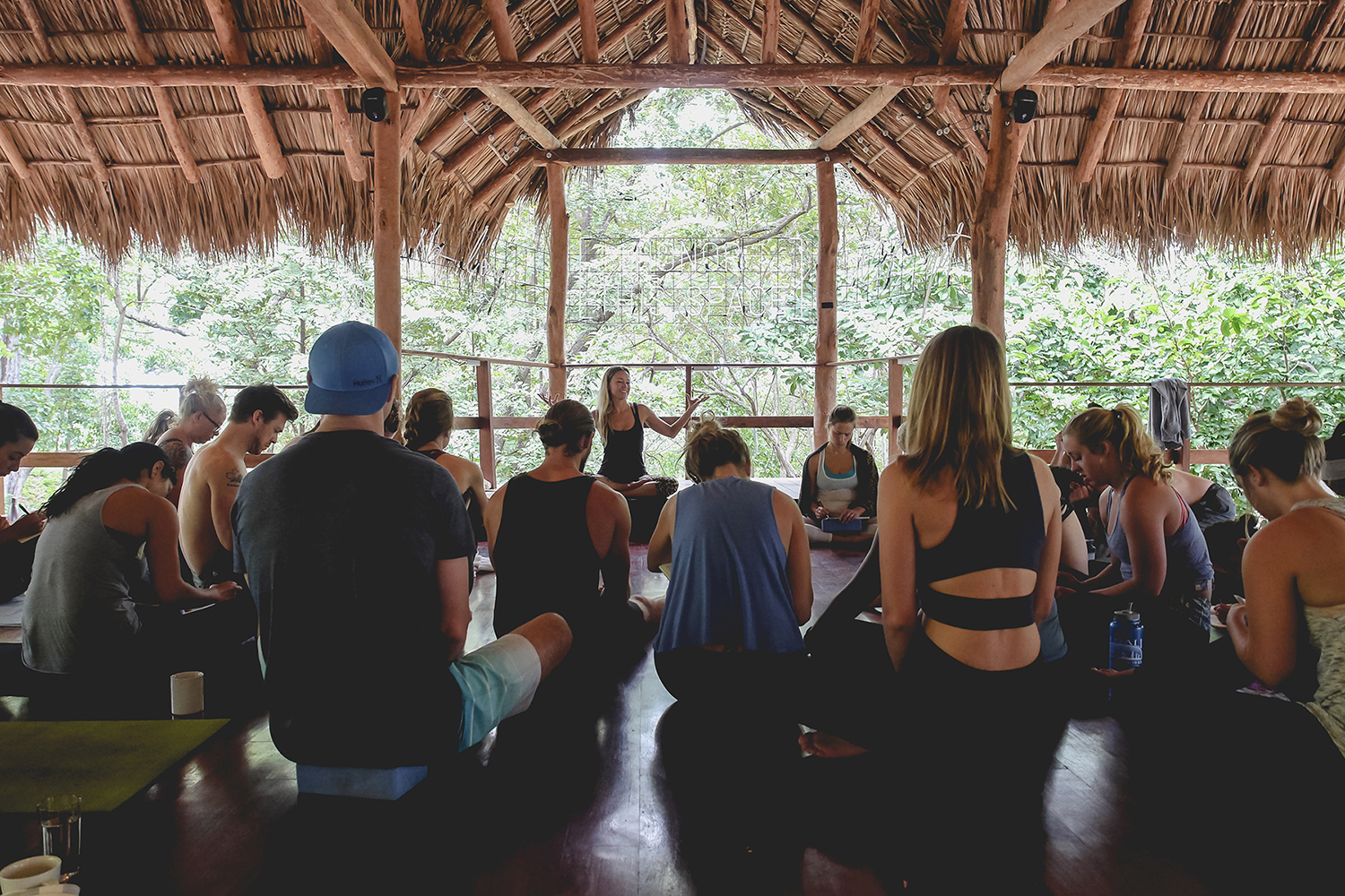 Exhale Yoga Retreat at The Maderas Village