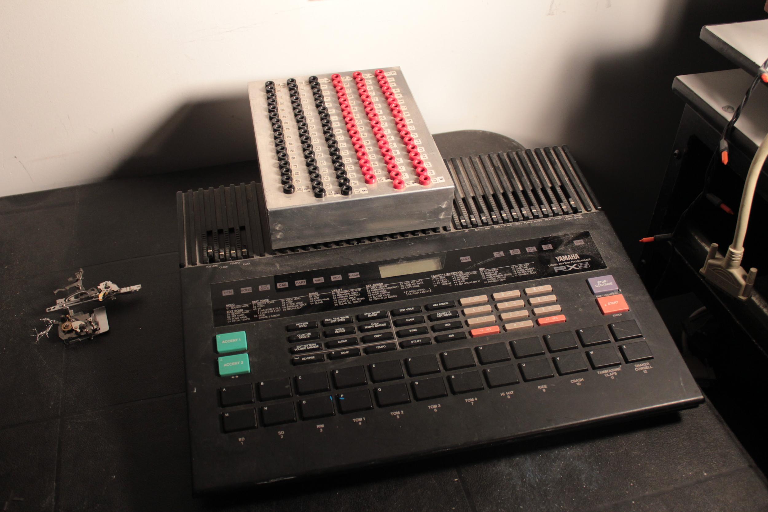Bent Yamaha RX-5