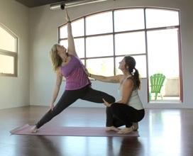 Private Yoga Akasha