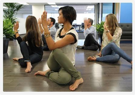 Corporate Yoga Akasha Yoga Ayurveda