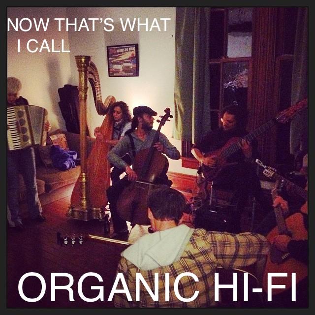 Organic Hi-Fi