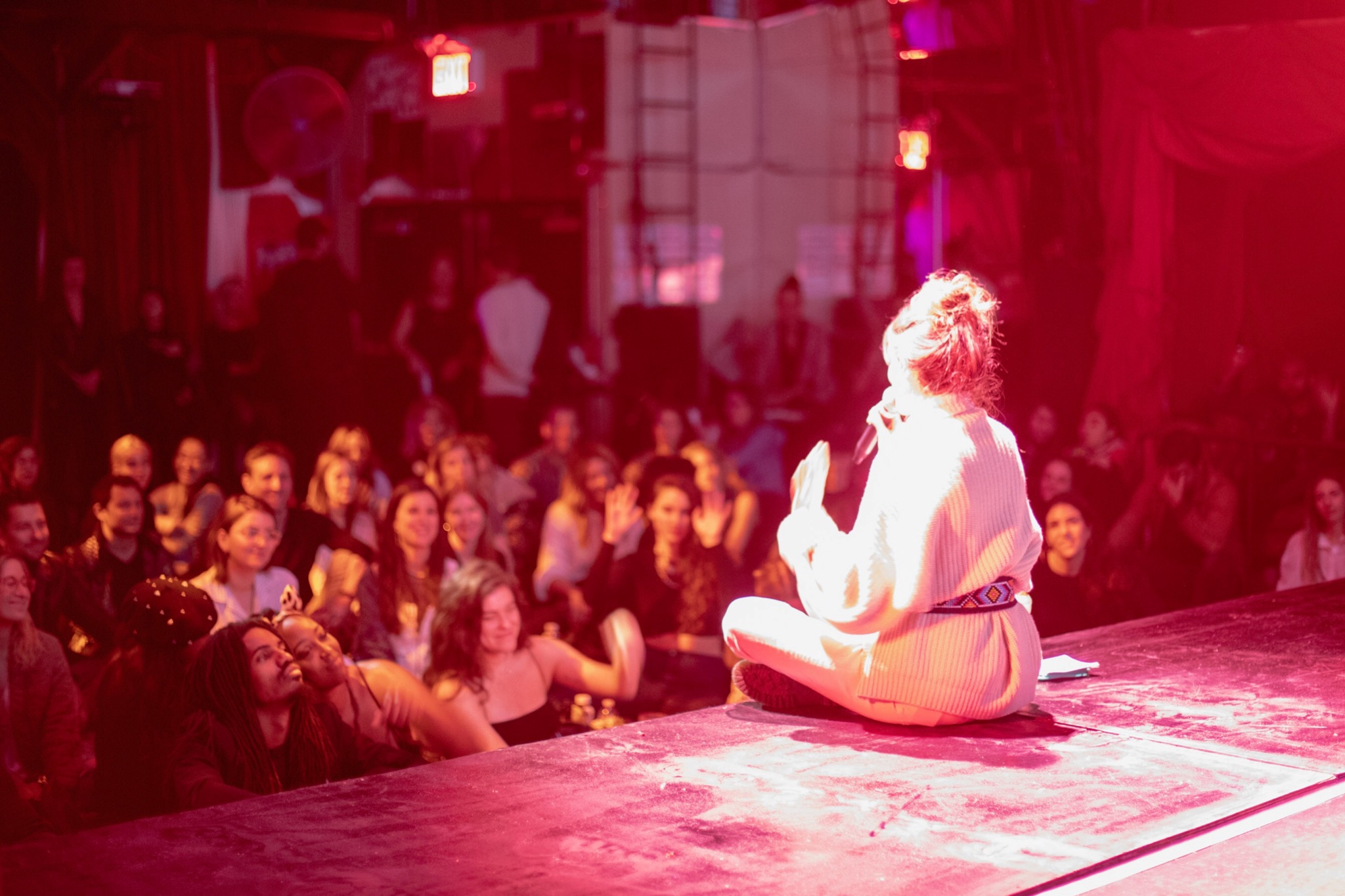 Rhythmic meditation - Breathe, beats and body…