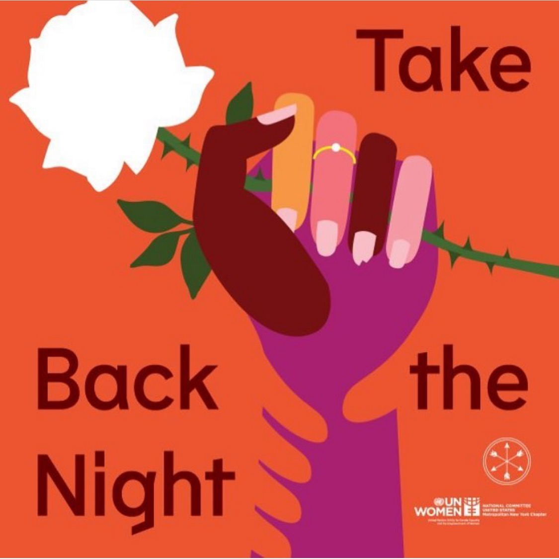 """The Young Professionals Committee of the Metro NY Chapter, USNC UN Women invite you to """"Take Back the Night"""", November 29th at Habitas for an evening of networking and consciousness-raising conversations dedicated towards ending gender-based violence.  Our event Take Back the Night falls during the 16 Days of Activism, """"Orange the World,"""" an annual global unifying campaign. The event draws inspiration from the international organization Take Back the Night, with the parallel mission of ending sexual, relationship and domestic violence.  Please wear your favorite orange and join us for an impactful interactive dialogue with a light reception. All are welcome, with proceeds supporting UN Women programs worldwide."""