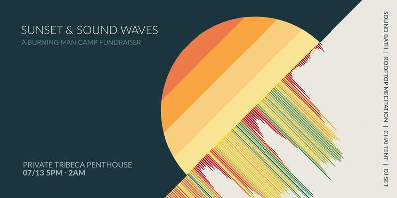 Sunset & soundwaves Mystopia