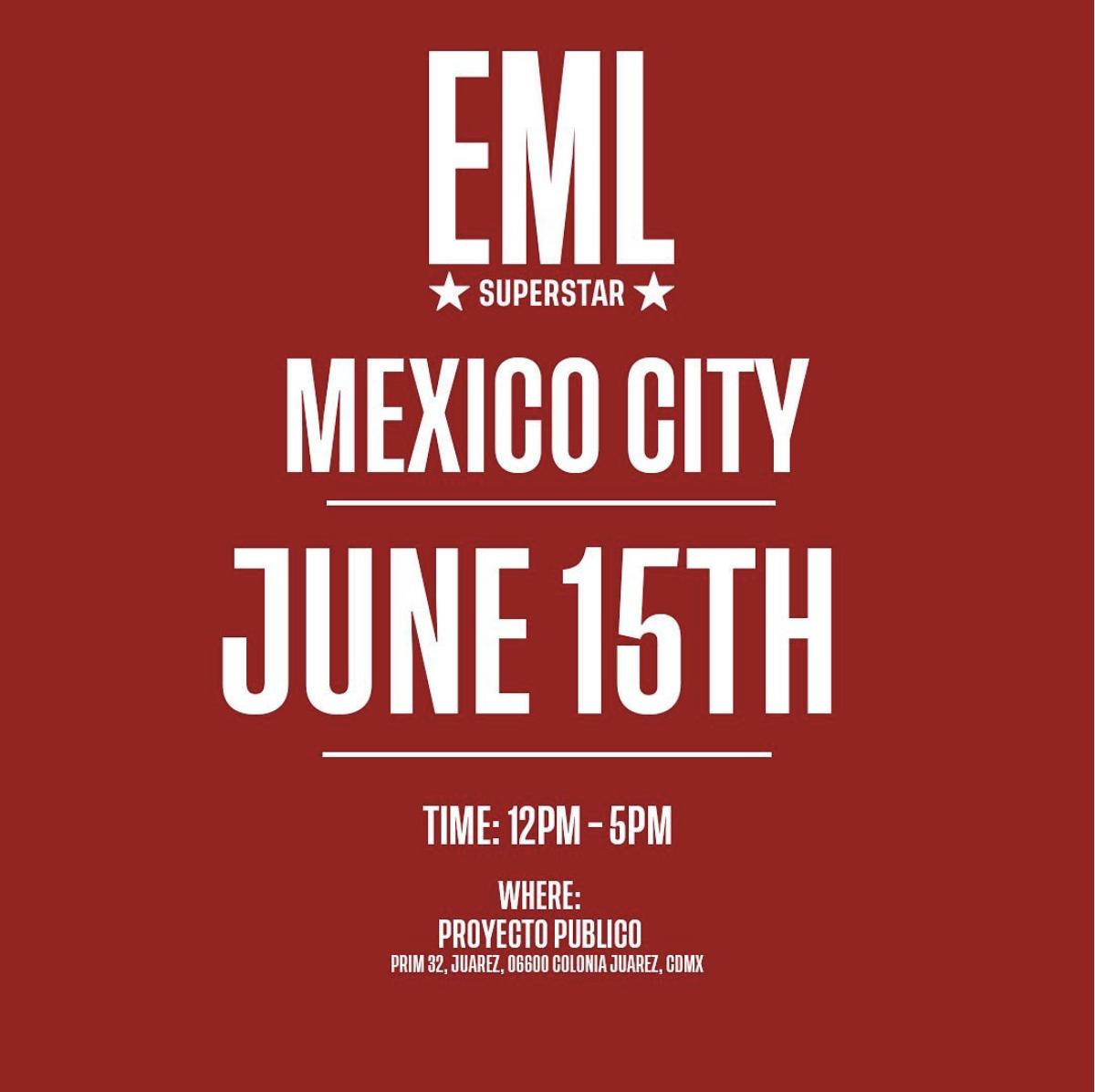 EML Superstars CDMX