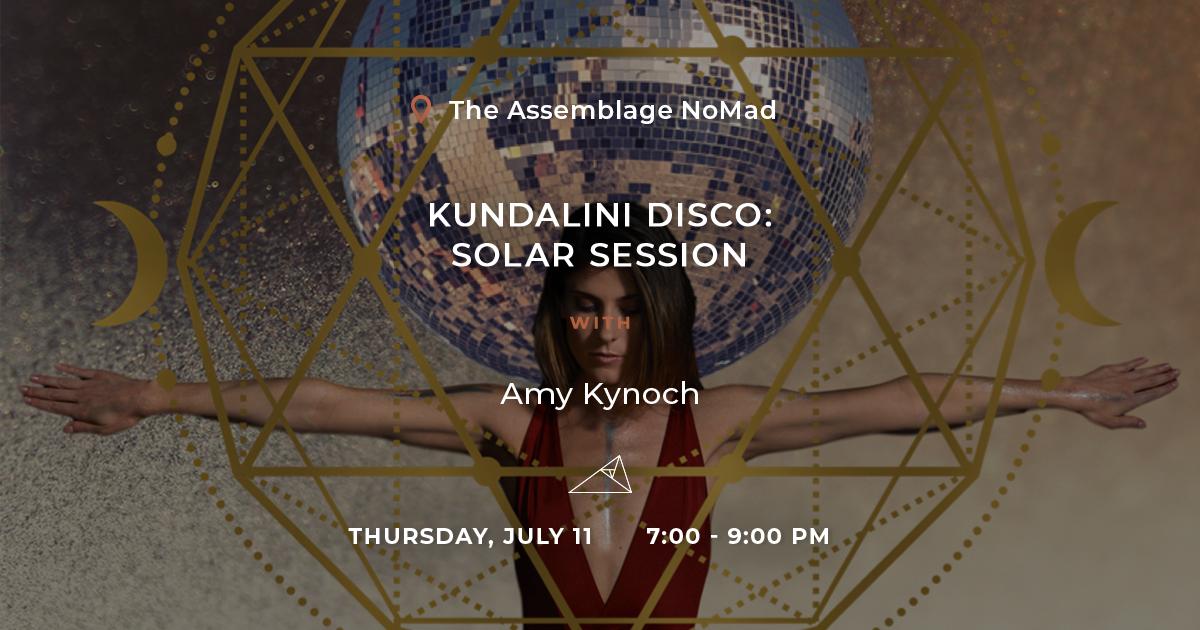 Kundalini Disco at The Assemblage