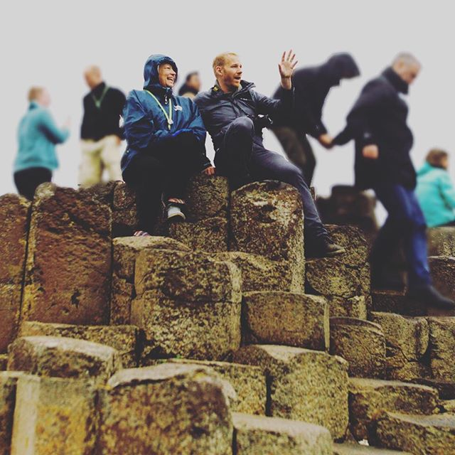 Happy St. Patrick's Day! I love showing off the beauty, warmth, and magic of Ireland and we're soon launching some shorter whiskey, beer, and craic tours in 2020. Who's coming with me on my next trip?? #travel #ireland #giantscauseway #northernireland #craic #irish #lgbttravel #irishgay #adventuretravel #culinarytours