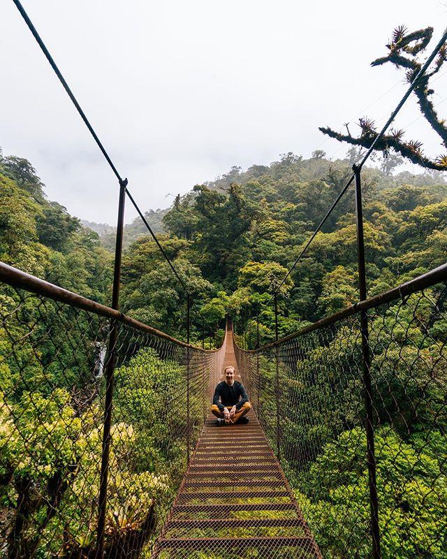 I was promised Ewoks! . . #endor #boquete #panama #travel #adventuretravel #lgbttravel #gaytravel #hikingadventure #hiking #chiriqui #junglehikes #centralamerica #continentaldivide #ewok #starwars #endor