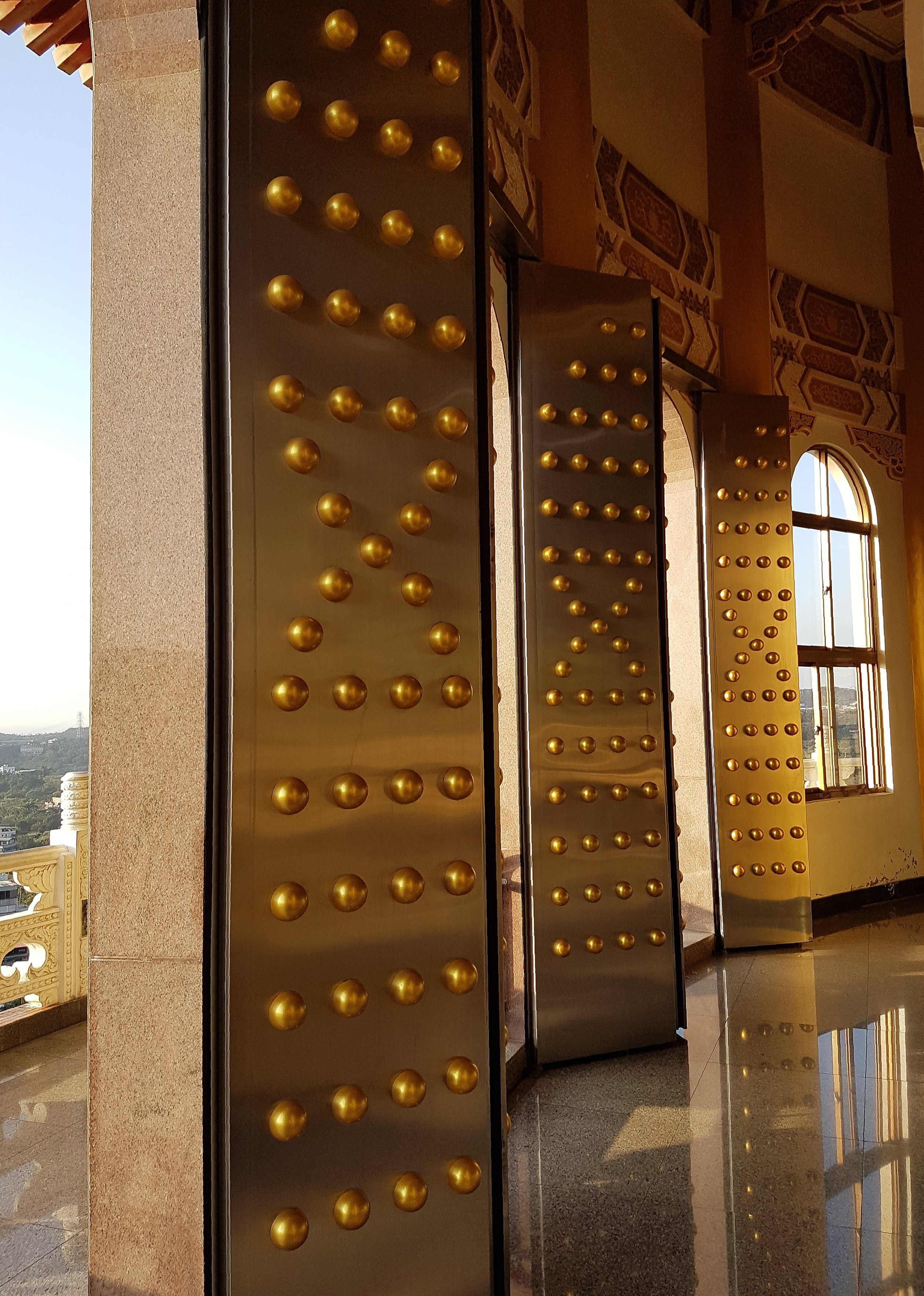 Dalek doors