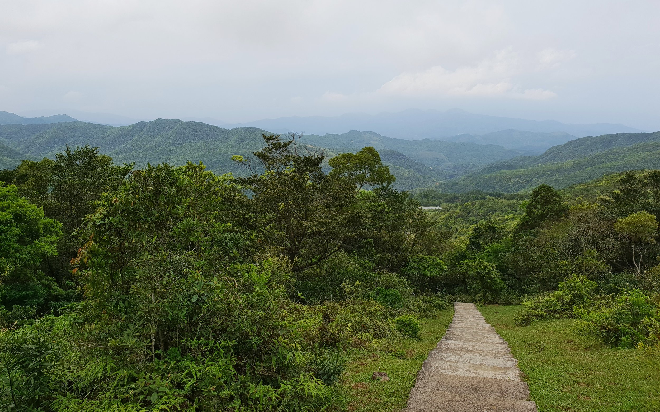 Looking back on the Neiliao Spur