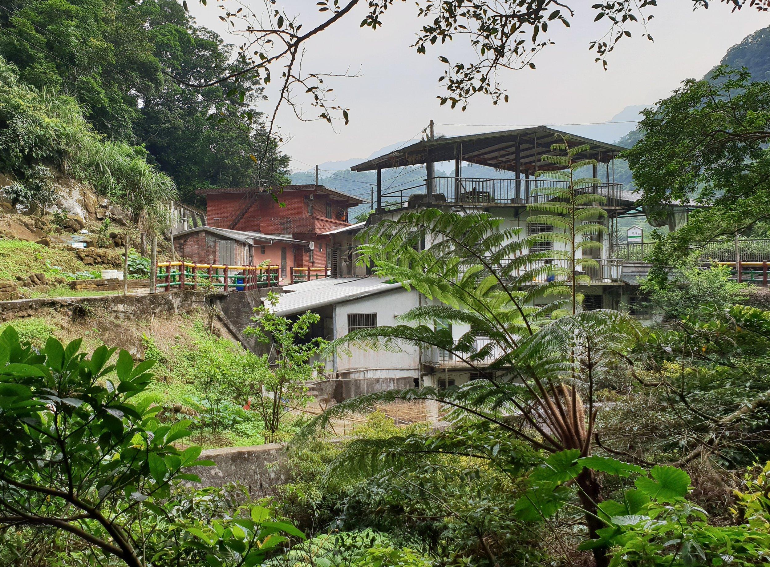 Most of tiny Dahua Village
