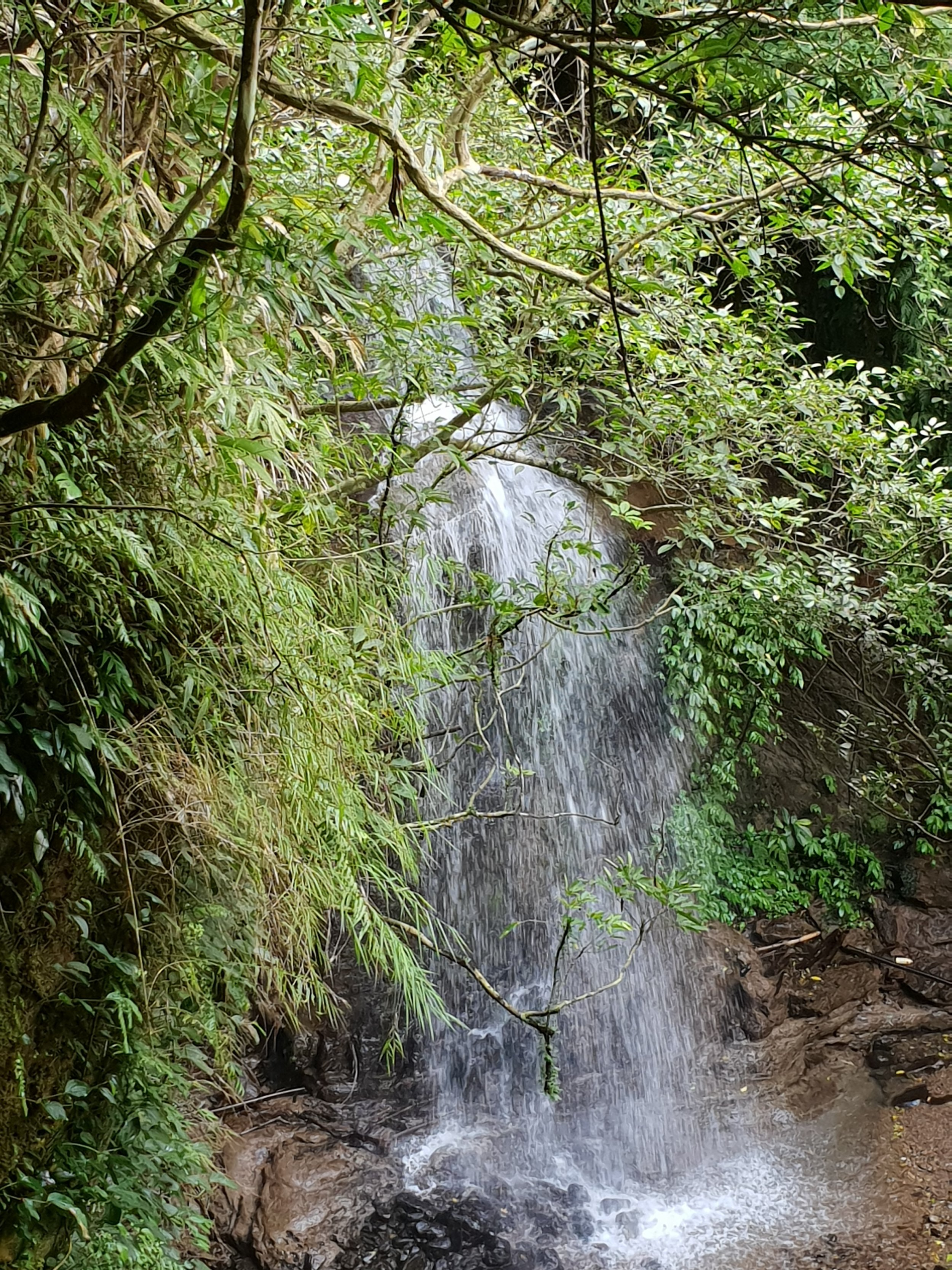 Cukeng Falls