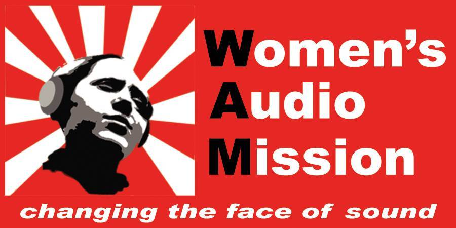 Sound of Lashes recorded and mixed their epic rock journey, Reconstructed Bridesmaid, at WAM in October.  Women's Audio Mission is a San Francisco based, non-profit organization dedicated to the advancement of women in music production and the recording arts. And they are amazing!
