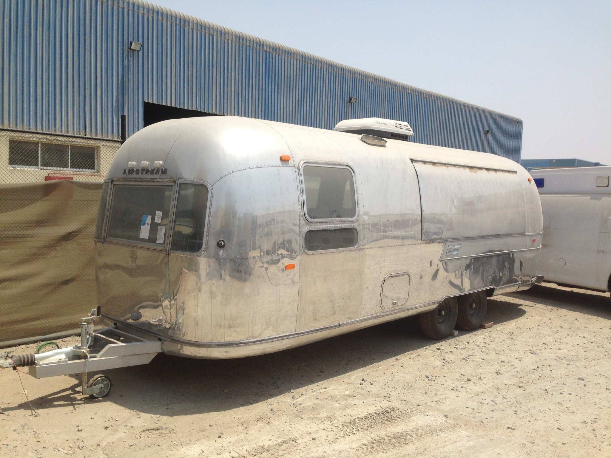 "The Airstream we'll be converting into the Panifico Food Truck! It looks worn down right now but we have big plans for this old dog.                      Normal   0           false   false   false     EN-US   JA   X-NONE                                                                                                                                                                                                                                                                                                                                                                              /* Style Definitions */ table.MsoNormalTable 	{mso-style-name:""Table Normal""; 	mso-tstyle-rowband-size:0; 	mso-tstyle-colband-size:0; 	mso-style-noshow:yes; 	mso-style-priority:99; 	mso-style-parent:""""; 	mso-padding-alt:0cm 5.4pt 0cm 5.4pt; 	mso-para-margin:0cm; 	mso-para-margin-bottom:.0001pt; 	mso-pagination:widow-orphan; 	font-size:12.0pt; 	font-family:Cambria; 	mso-ascii-font-family:Cambria; 	mso-ascii-theme-font:minor-latin; 	mso-hansi-font-family:Cambria; 	mso-hansi-theme-font:minor-latin;}"