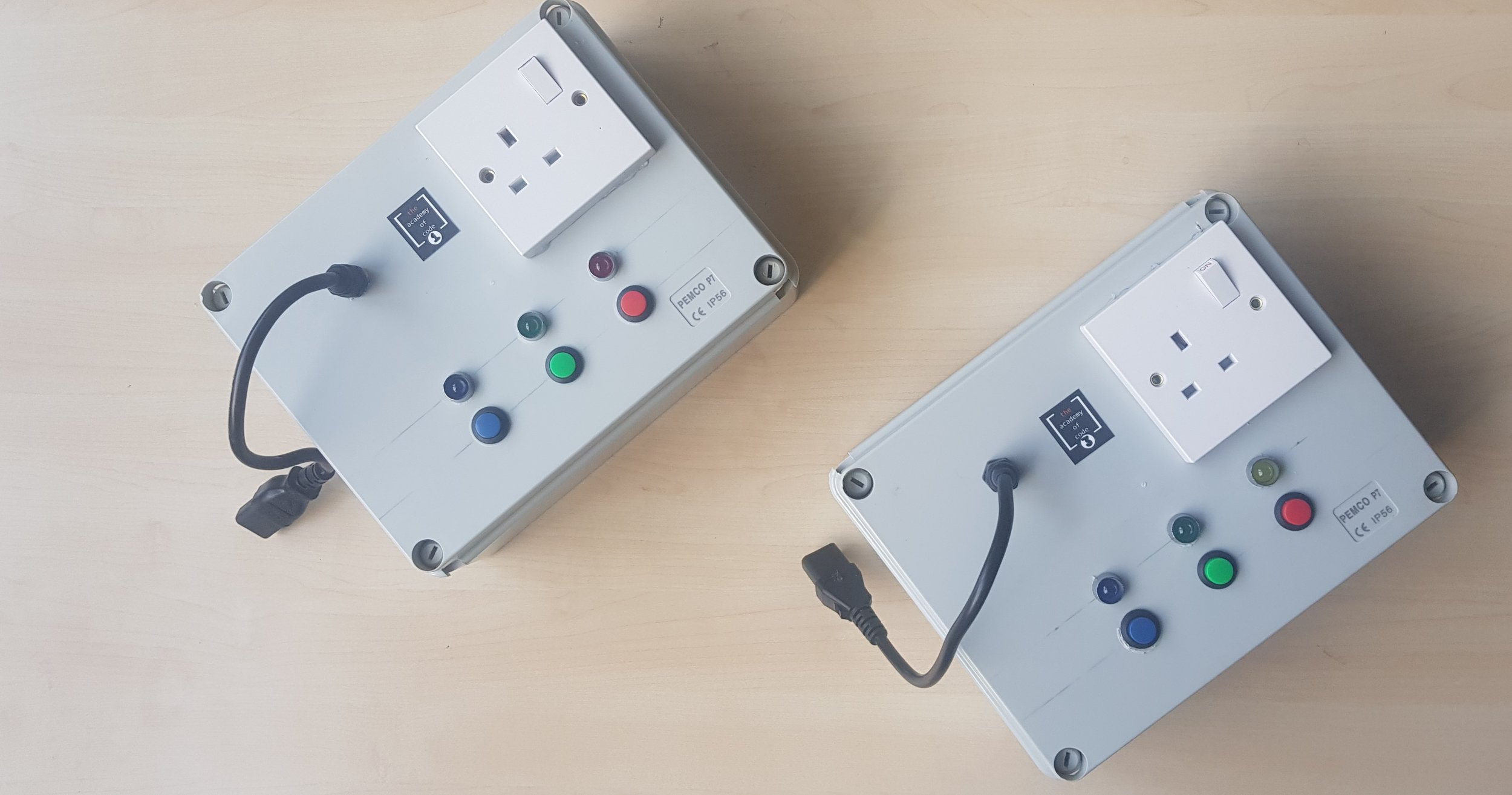 Test boxes - do YOU know how to wire a plug??